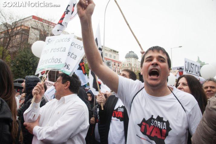 Foto 1 - 1 mes del 31-M: Soria Ya reclama compromisos a los partidos