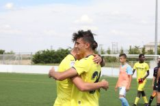 Una imagen de la final en la Ciudad Deportiva. /NIC