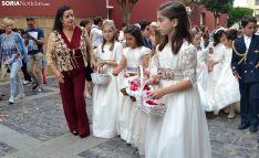 FOTOS: Joven devoción soriana en el Corpus
