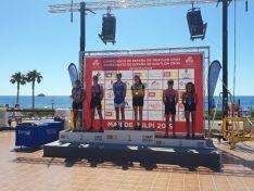 Foto 3 - El Triatlón Soriano logra varias medallas en Mar de Pulpí