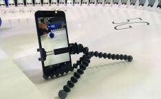 Un dispositivo móvil habilitado con tecnología 5G.