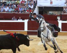 Primer festejo taurino de la Feria de San Juan 2019.