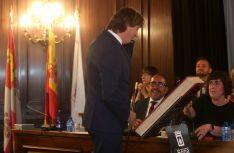 Toma de posesión de Carlos Martínez Mínguez.