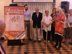 Centro soriano Numancia de Argentina.