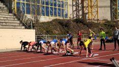 Campeonato de España Sub14 en Soria. /soriatletismo.com