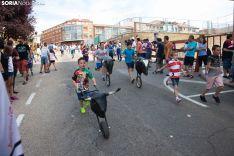 Carretones Encierro Soria / María Ferrer