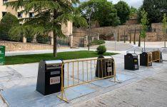 Imagen de Imagen de los contenedores. /Ayto.
