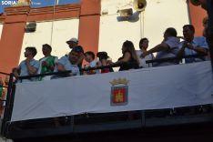 Una imagen de la tarde taurina soriana de este Sábado Agés. /SN