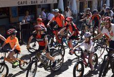 Día Popular de la Bicicleta de Soria. /SN