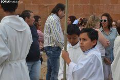 Foto 3 - FOTOS: Joven devoción soriana en el Corpus