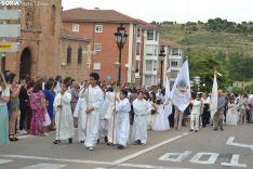 Foto 4 - FOTOS: Joven devoción soriana en el Corpus