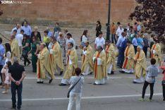 Foto 6 - FOTOS: Joven devoción soriana en el Corpus