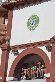 Una imagen de esta tarde en el coso de San Benito. /SN