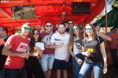 Galería: la fiesta ha continuado en los chiringuitos de Valonsadero