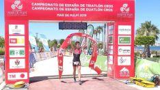 Foto 2 - El Triatlón Soriano logra varias medallas en Mar de Pulpí