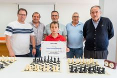 El CD Ajedrez Numancia, campeón en el I Trofeo Nueva Alcarria