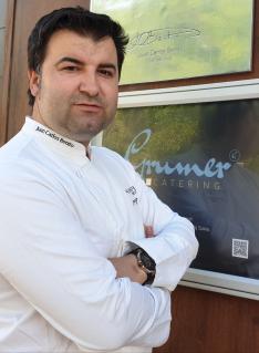 Juan Carlos Benito, gerente de Grumer.