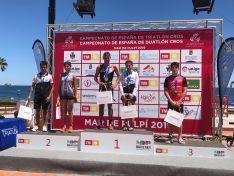 Foto 4 - El Triatlón Soriano logra varias medallas en Mar de Pulpí