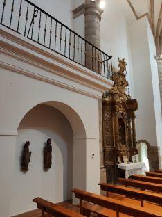 Rehabilitación de la iglesia de Santa María de Calatañazor de Almazán.