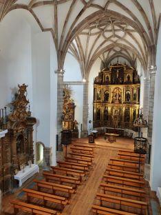 Rehabilitación de la iglesia de Santa María de Almazán.
