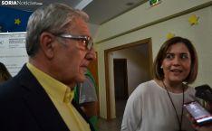 Fernando Ligero e Isabel Ania. /SN