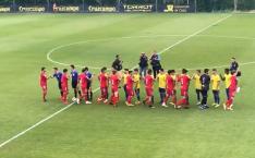 Imagen de la vuelta de la Semifinales de Ascenso a Segunda B.
