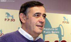 Antonio Pardo Capilla durante la pasada campaña electoral. /SN