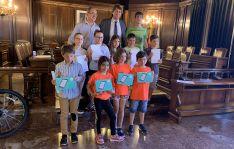 Un 'Caballito de Soria' con toboganes, premio de los Presupuestos Infantiles