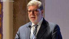 Santiago Aparicio, presidente de FOES. /SN