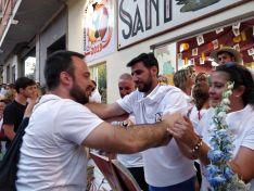 El ex jurado de Santo Tomé se lleva una bota por 950 euros en Santiiago. /SN