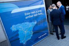 Corredor Mediterráneo. Agencia EFE