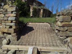 Foto 3 -  Jornada de hacenderas en Sarnago para mejorar el pueblo