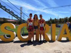 El Campeonato de España Sub-14 se disputó el pasado sábado en Soria. Fetacyl