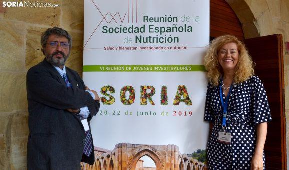 Graciela González-Gross y Alfredo Martínez. /SN
