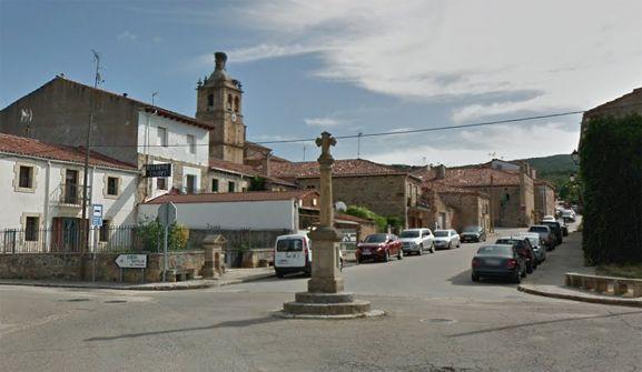 Imagen de la localidad de El Royo. /GM