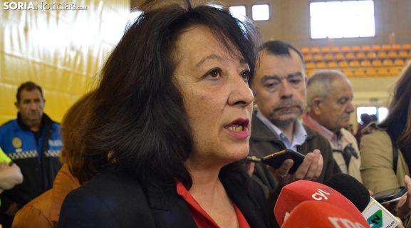 Lourdes Andrés, concejala responsable de Seguridad Vial. /SN