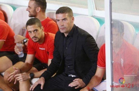 Luis Carrión, nuevo entrenador del Numancia. LaLiga
