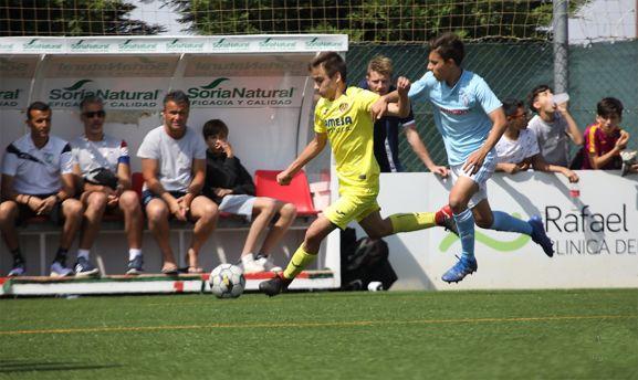 Una de las imágenes de la final en la Ciudad Deportiva. /Nic