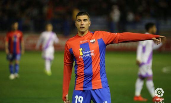 José Antonio Reyes. /Extremadura UD