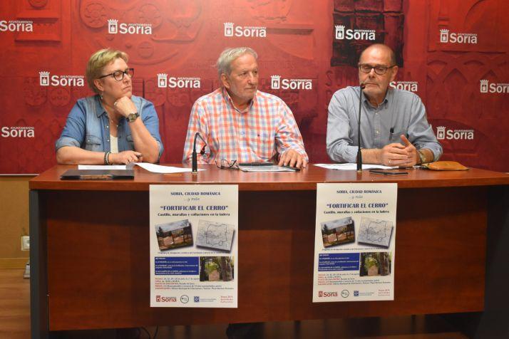Imagen de la presentación del programa.