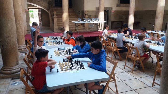 Foto 1 - Ágreda celebra su primer torneo de ajedrez