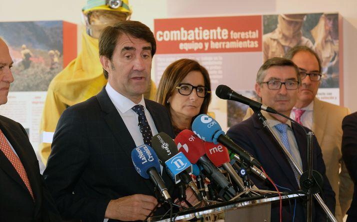 Juan Carlos Suárez-Quiñones, en la presentación del operativo. /Jta.