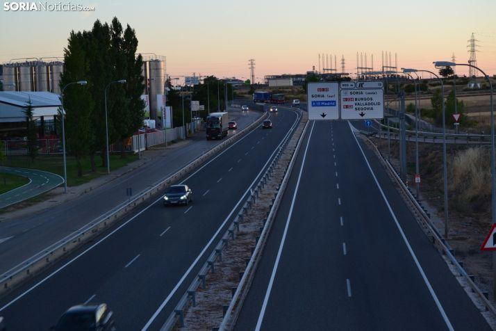 Foto 1 - La DGT activa la operación salida del verano en la que se producirán 810.000 desplazamientos por Soria