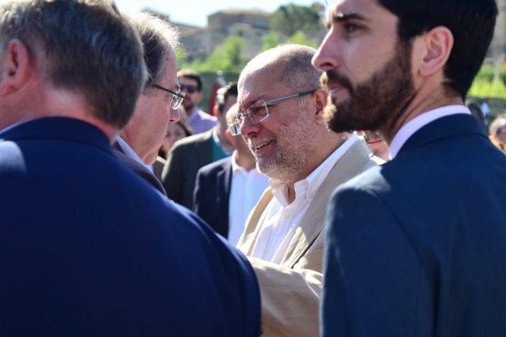 Francisco Igea. Cuenta de Twitter del líder de Ciudadanos en Castilla y León