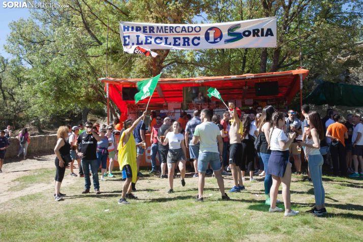 Foto 2 - Galería: la fiesta ha continuado en los chiringuitos de Valonsadero