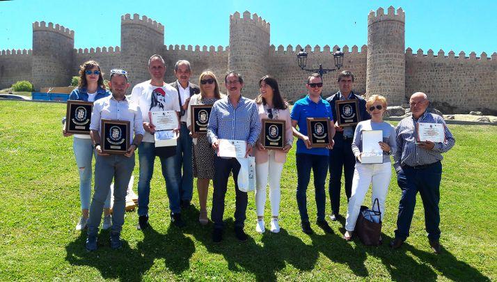 Foto 1 - La Hermandad de Donantes de Sangre, homenajeada en Ávila
