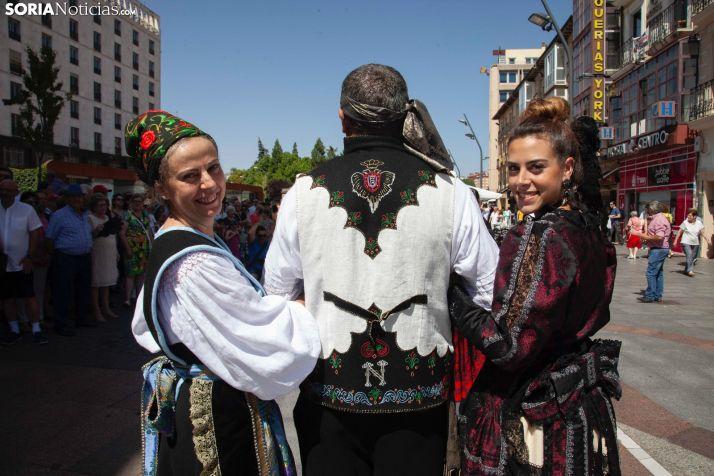 Galería de imágenes: Desfile Domingo de Calderas