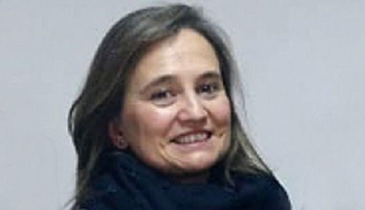 Elia Jiménez, futura alcaldesa de Ólvega.
