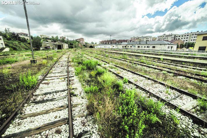 Foto 1 - Se licitan los servicios para la redacción del proyecto de mejora de trazado de la Línea Torralba-Soria