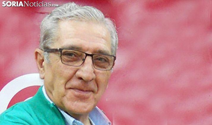 Fernando Ligero, presidente de la Asamblea provincial de la AECC. /SN